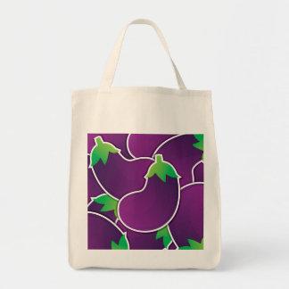 Funky eggplant