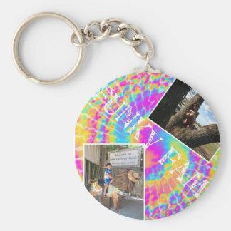Funky Fam Merchandise Keychain