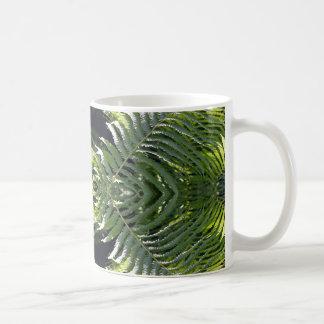 Funky Ferns Coffee Mug