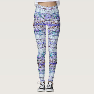 Funky Fish Patterned Leggings