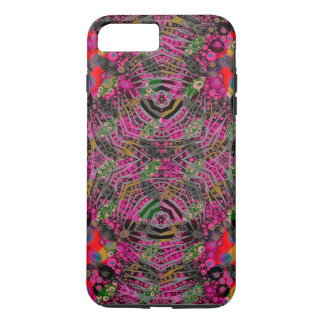 Funky Florescent Zebra iPhone 7 Plus Case
