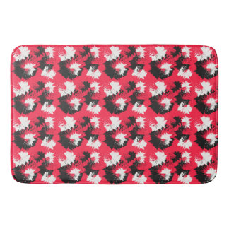 Funky Flows Bath Mat