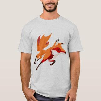 Funky Fox Mens T-Shirt