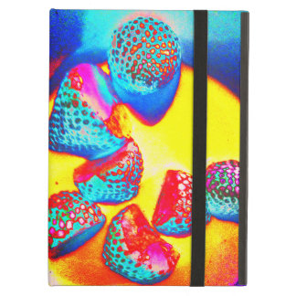Funky Fruit ipad air cover by Jane Howarth