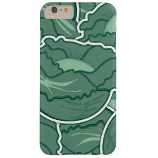 Funky green cabbage barely there iPhone 6 plus case