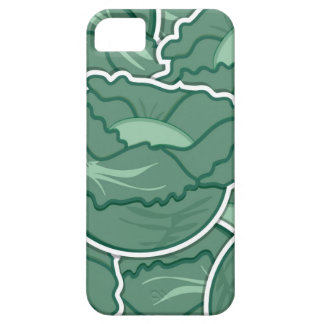 Funky green cabbage iPhone 5 cover