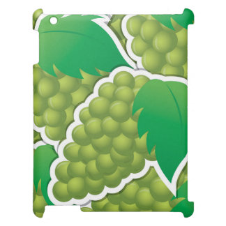 Funky green grapes cover for the iPad 2 3 4