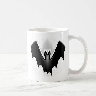 Funky Halloween Bat Mug