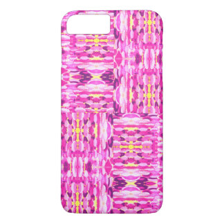 Funky Hippy Pinkalicious iPhone 7 Case
