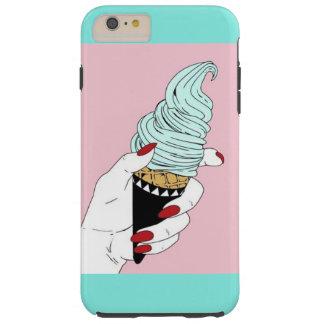 Funky IceCream Cone Tough iPhone 6 Plus Case
