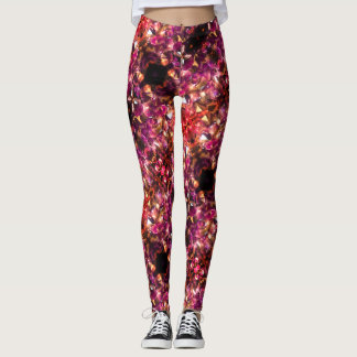 Funky Kaleidoscope Leggings