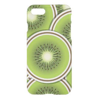 Funky kiwi fruit slices iPhone 7 case