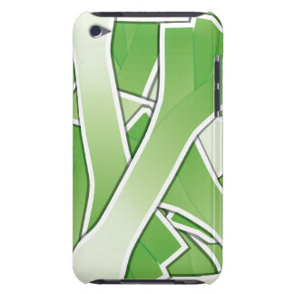 Funky leek iPod touch cases