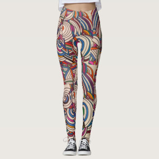 FUNKY Leggings!! Leggings