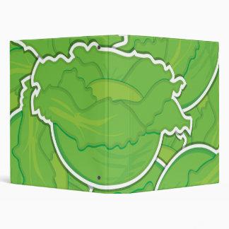 Funky lettuce binders