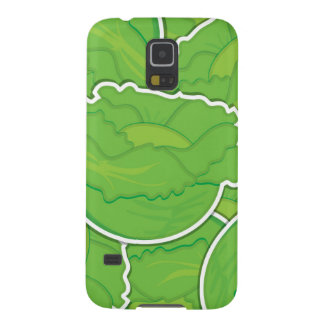 Funky lettuce galaxy s5 cases