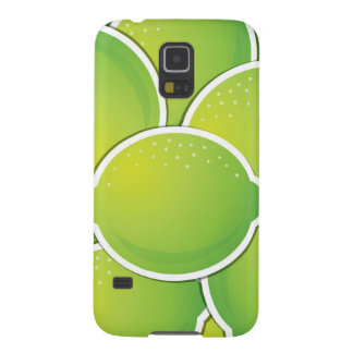 Funky lime galaxy s5 cover