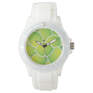 Funky lime watches