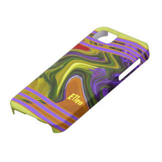Funky Liquid Wave Case For The iPhone 5