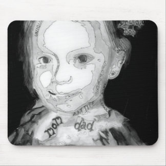 funky madison mouse pad