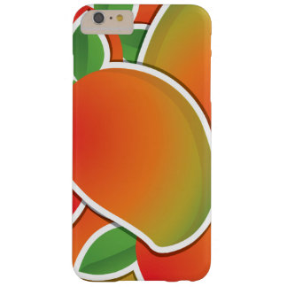 Funky mango barely there iPhone 6 plus case