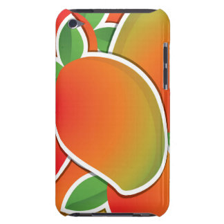 Funky mango Case-Mate iPod touch case