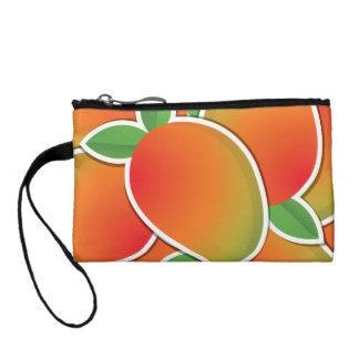 Funky mango coin purse