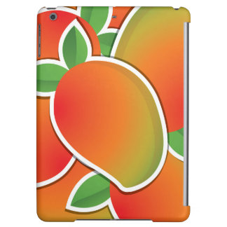 Funky mango cover for iPad air