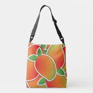 Funky mango crossbody bag