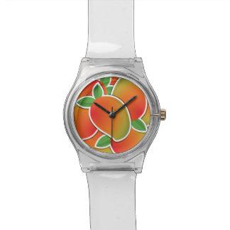 Funky mango watch
