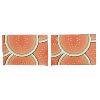 Funky melons pillowcase