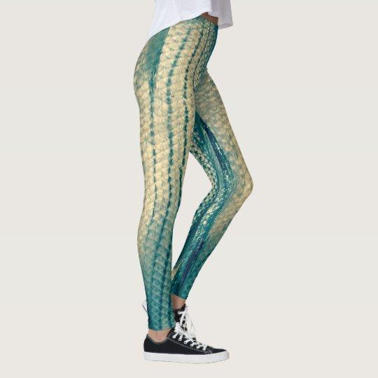 Funky Mermaid 4Veronique Leggings