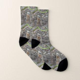 Funky Mikey Unisex Socks 1