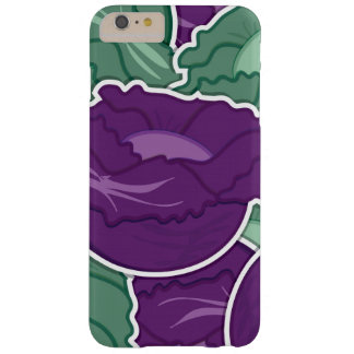 Funky mixed cabbage barely there iPhone 6 plus case