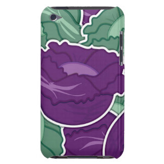 Funky mixed cabbage barely there iPod cover