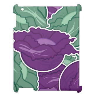 Funky mixed cabbage cover for the iPad 2 3 4