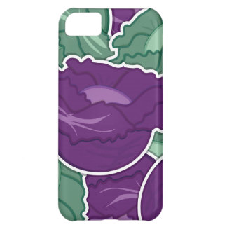 Funky mixed cabbage iPhone 5C covers
