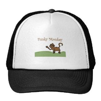 Funky Monkey Mesh Hats