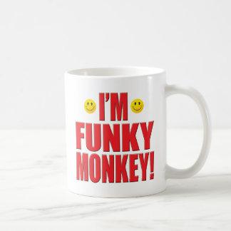 Funky Monkey Life Mug