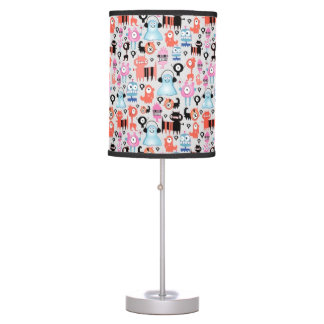 Funky Monsters Table Lamp
