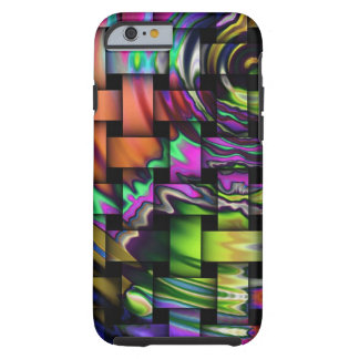 Funky Mosaic Tough iPhone 6 Case