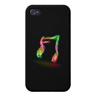 Funky Music Note iPhone 4 Cases