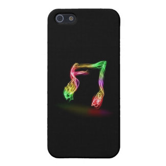 Funky Music Note iPhone 5 Cases