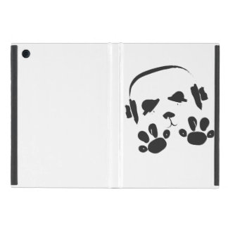 Funky Music Panda iPad Mini Cover