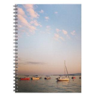Funky notebook