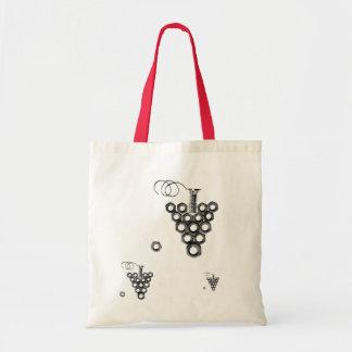 Funky Nuts&Screws Grapes Bag