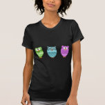 funky owls t-shirts
