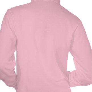 Funky Paisley Pink Flamingo Pattern Tee Shirts
