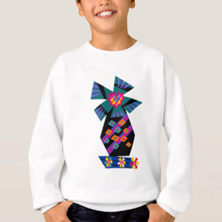 Funky Palm Tree No1 Sweatshirt