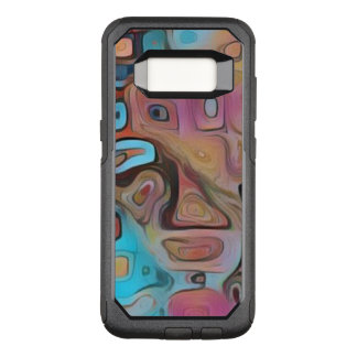 Funky Pastel Psychedelic OtterBox Commuter Samsung Galaxy S8 Case